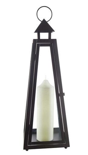 LYKTA - brun, Design, metall (25/70/25cm) - Ambia Home