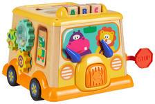 Sortierbox - Multicolor, Basics, Holz/Kunststoff (25,6/21,1/19,5cm) - My Baby Lou