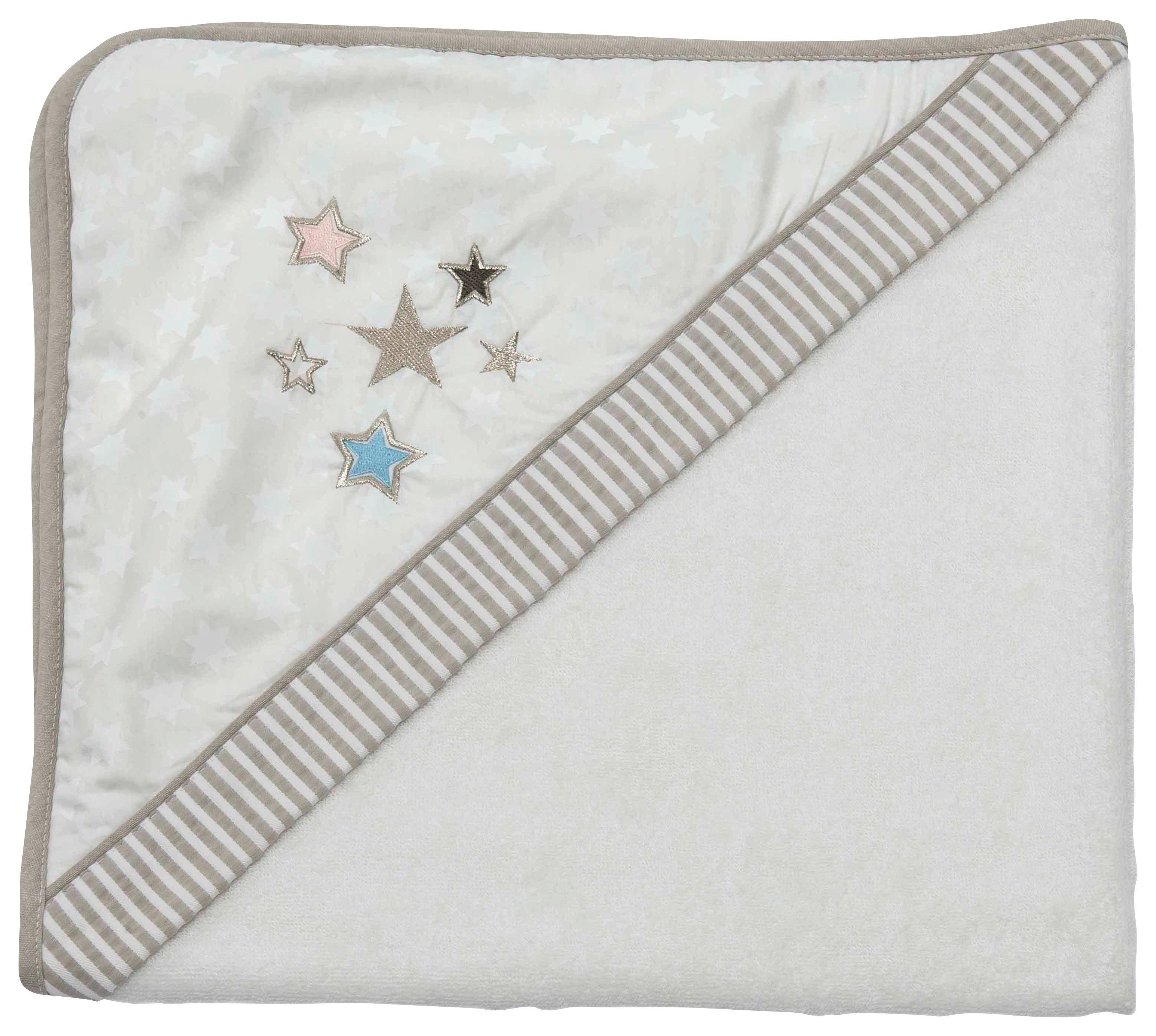 KAPUZENBADETUCH - Basics, Textil (100/100cm)