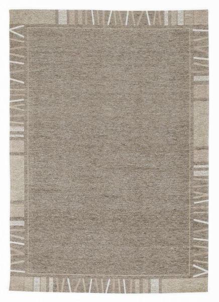 FLACHWEBETEPPICH  120/180 cm  Sandfarben - Sandfarben, Basics, Textil (120/180cm) - Novel