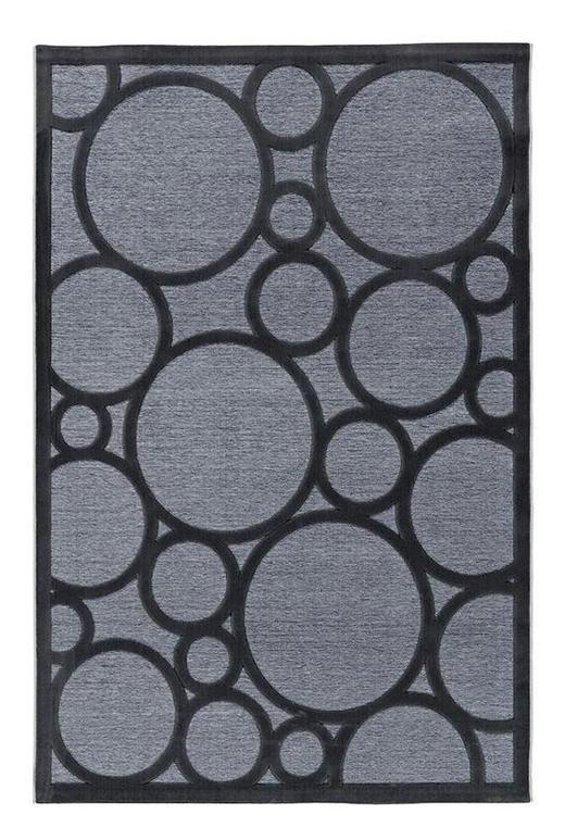 JOOP! CIRCLES  200/300 cm  Anthrazit - Anthrazit, Basics, Textil (200/300cm) - Joop!