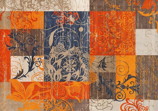 TEPPICH  170/240 cm  Multicolor - Multicolor, Basics, Kunststoff/Textil (170/240cm) - Esposa
