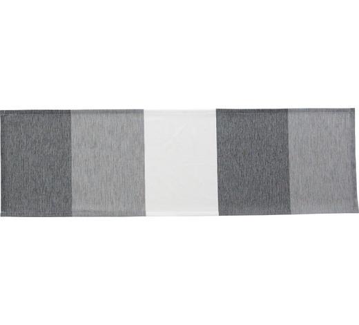 TISCHLÄUFER 45/140 cm   - Schwarz, KONVENTIONELL, Textil (45/140cm) - Novel