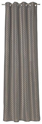 ZÁVĚS HOTOVÝ - šedá/hnědá, Design, textil (140/250cm) - Joop!