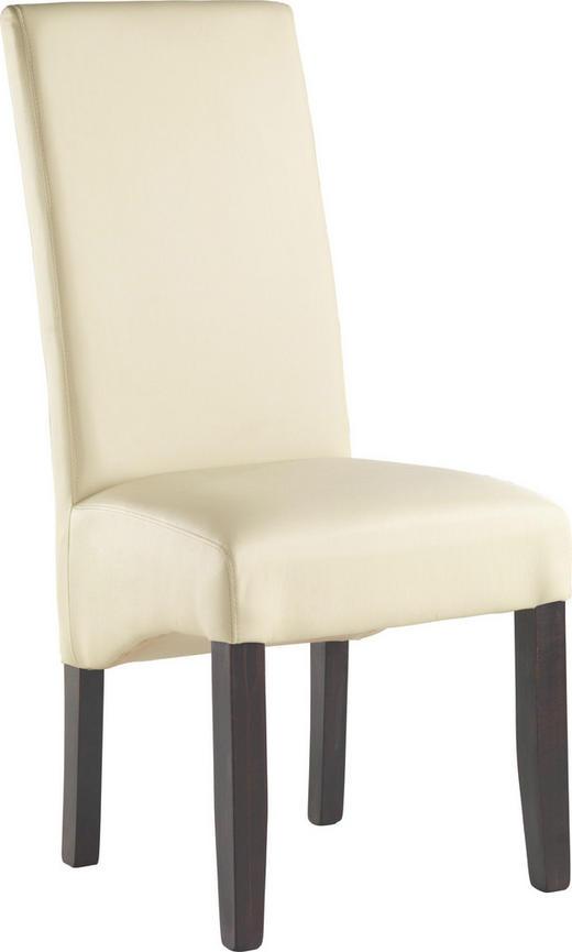 ŽIDLE, dřevo, textil, barvy wenge, béžová, - barvy wenge/béžová, Konvenční, dřevo/textil (48/105/60cm) - Carryhome