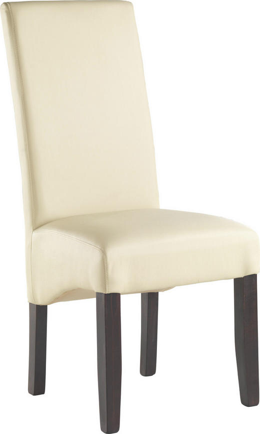 ŽIDLE, dřevo, textilie, barvy wenge, béžová, - barvy wenge/béžová, Konvenční, dřevo/textilie (48/105/60cm) - Carryhome