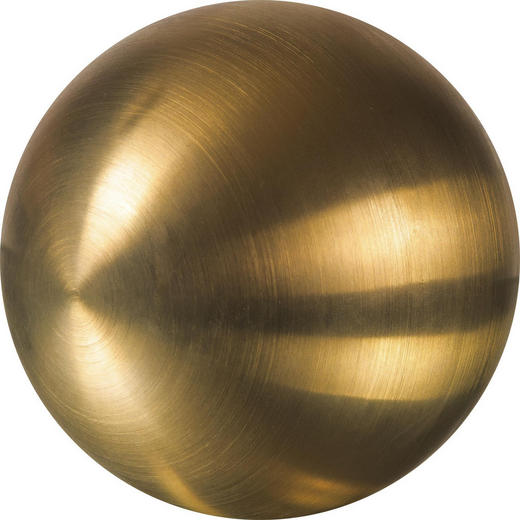 DEKOKUGEL - Goldfarben, Metall (8cm) - Ambia Home