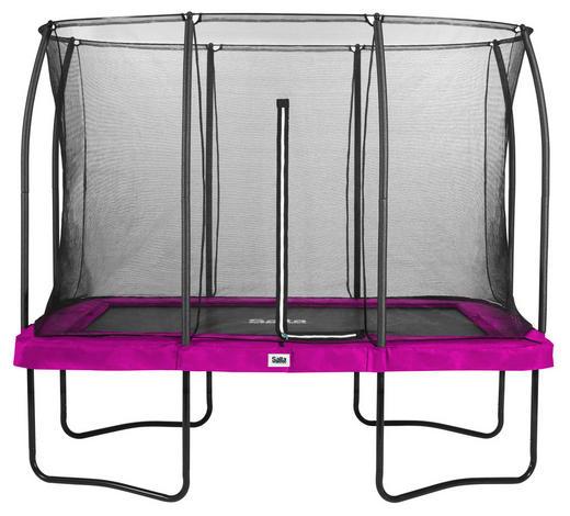 Trampolin Salta Comfort 214/305 cm Pink  - Pink, Basics, Metall (214/305cm)