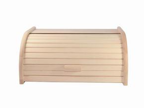 BRÖDLÅDA - bokfärgad/naturfärgad, Basics, trä/plast (40/28/18cm) - Homeware