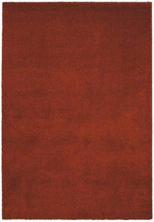 HOCHFLORTEPPICH  160/230 cm   Rot - Rot, Basics, Textil (160/230cm) - Novel
