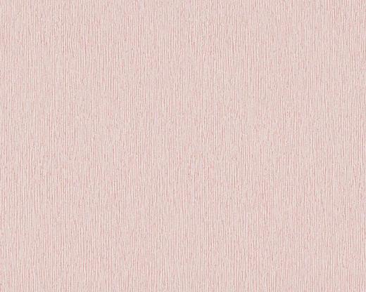 VLIESTAPETE 10,05 m - Rostfarben/Altrosa, Design, Textil (53/1005cm)