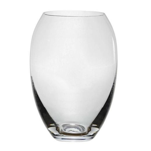 VASE 25,5 cm - Klar, Basics, Glas (25,5cm) - Bohemia