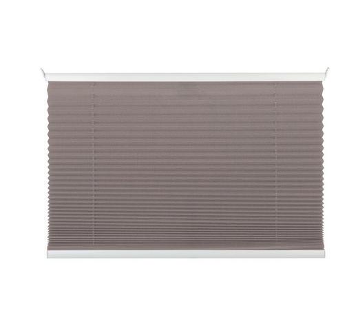 PLISSEE 80/130 cm - Taupe, KONVENTIONELL, Textil (80/130cm) - Homeware