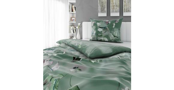BETTWÄSCHE 140/200 cm  - Grün, KONVENTIONELL, Textil (140/200cm) - Esposa