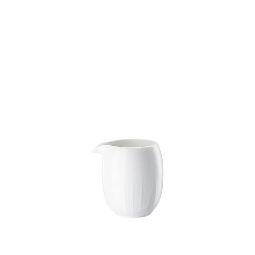 MILCHKÄNNCHEN - Weiß, Basics, Keramik (0,42l)