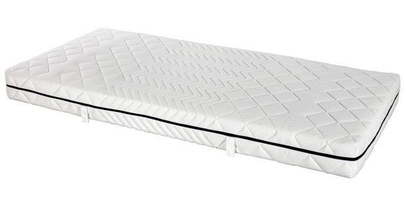 Taschenfederkernmatratze Primavera 90x200cm H2 - Weiß, Textil (90/200cm) - Primatex