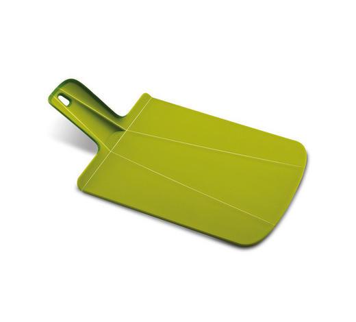 DESKA ZA REZANJE CHOP2POT - zelena, Basics, umetna masa (38/21/1,5cm)