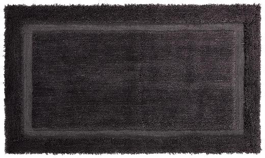 BADEMATTE  Anthrazit  70/120 cm - Anthrazit, KONVENTIONELL, Textil (70/120cm) - Esposa