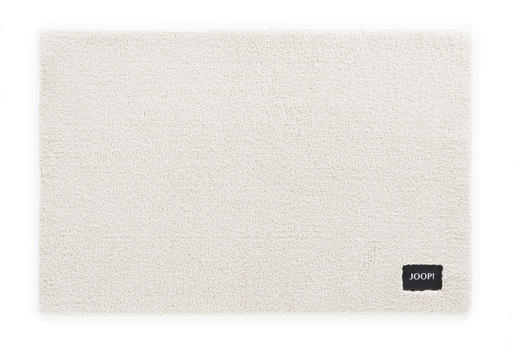 BADEMATTE in Naturfarben 60/90 cm - Naturfarben, Design, Textil (60/90cm) - Joop!