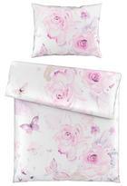 BETTWÄSCHE 140/200 cm - Violett, Trend, Textil (140/200cm) - Esposa