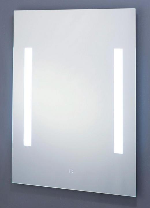WANDSPIEGEL - Design, Glas (50/70/3cm)