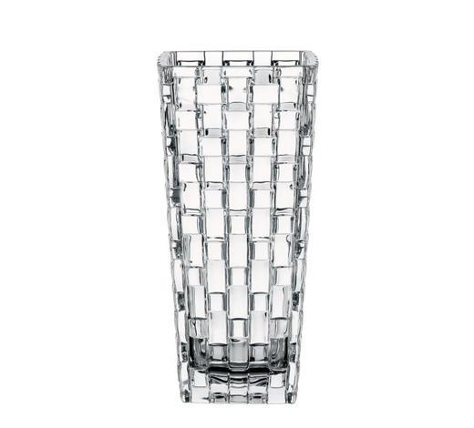 VASE  - Klar, Basics, Glas (20cm) - Nachtmann