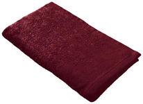 GÄSTETUCH 30/50 cm Bordeaux  - Bordeaux, Design, Textil (30/50cm) - Ambiente