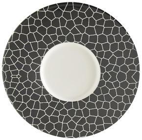 UNDERTALLRIK - vit/silver, Klassisk, keramik (30,2cm) - Novel