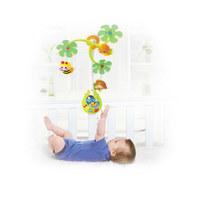 MOBILE - Multicolor, Basics, Kunststoff (49/37,5/51cm) - My Baby Lou