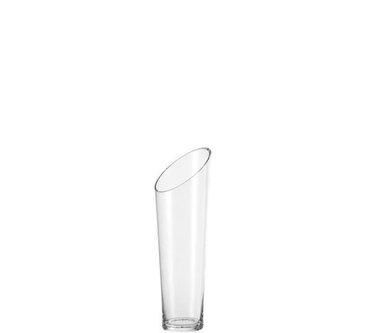 VASE 40 cm - Klar, Basics, Glas (12.5/40cm) - Leonardo