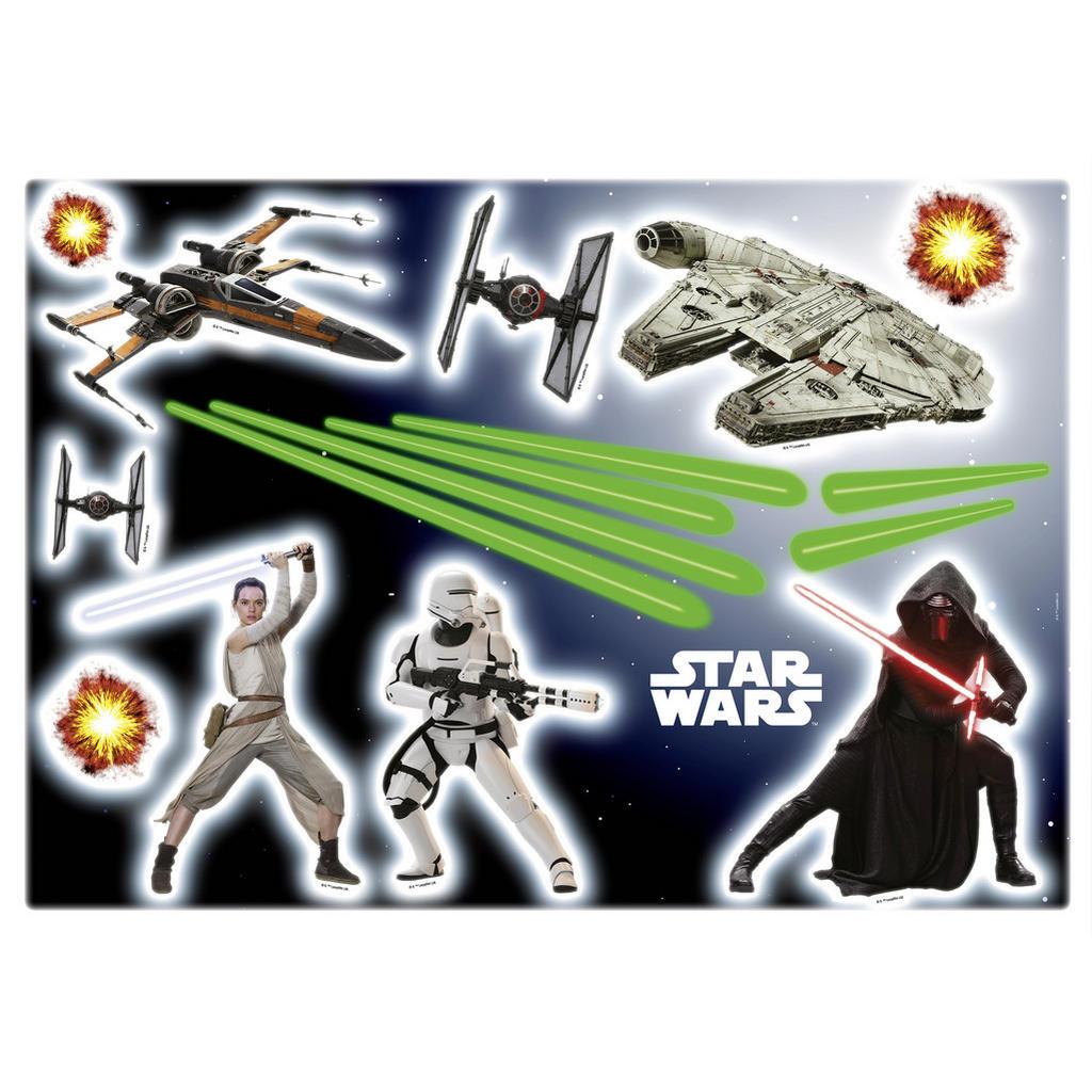 Komar Dekosticker Star Wars
