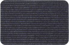 FUßMATTE 40/60 cm  - Blau, KONVENTIONELL, Kunststoff/Textil (40/60cm) - Boxxx