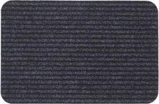 FUßMATTE 40/60 cm  - Blau, KONVENTIONELL, Kunststoff/Textil (40/60cm) - Esposa