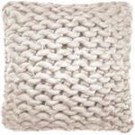 ZIERKISSEN  - Sandfarben, Trend, Textil (40/40cm) - Ambia Home