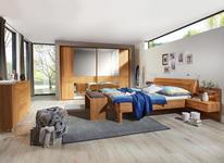 SCHLAFZIMMER Eichefarben  - Eichefarben, Design, Holz (180/200cm) - Dieter Knoll