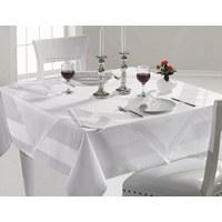 STOLNJAK - bijela, Konvencionalno, tekstil (140/180cm)