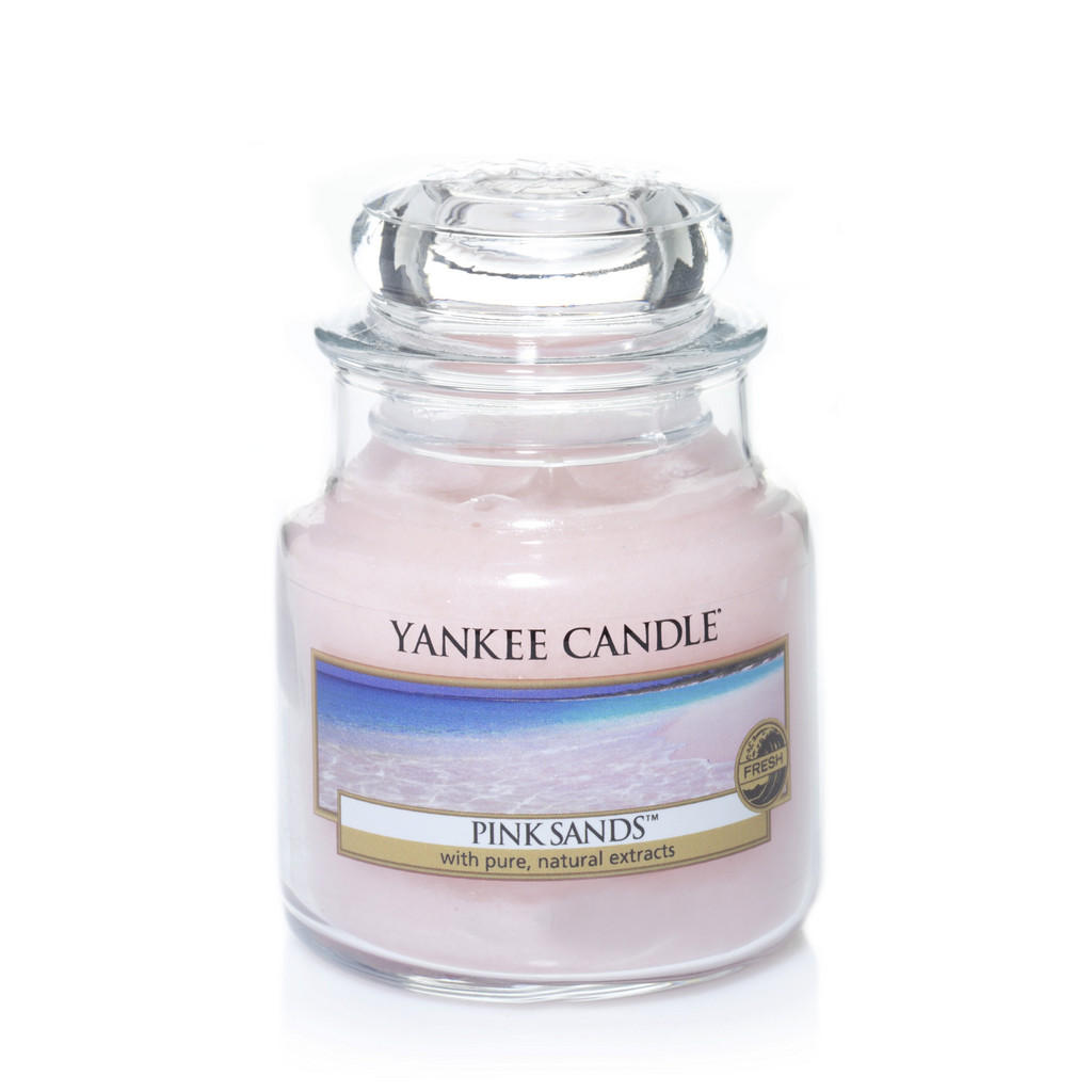 Yankee Candle Duftkerze Yankee Candle Pink Sands
