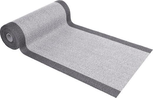 LÄUFER per  Lfm - Grau, KONVENTIONELL, Kunststoff/Textil (70cm) - Esposa
