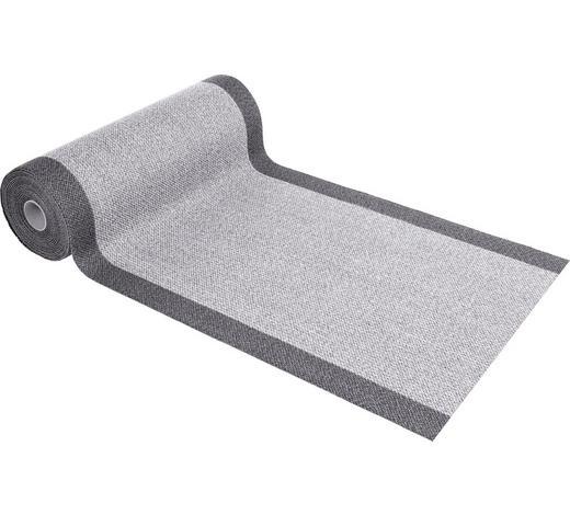 LÄUFER per  Lfm - Grau, KONVENTIONELL, Kunststoff/Textil (90cm) - Esposa
