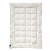 EINZIEHDECKE 140/220 cm - Weiß, Basics, Textil (140/220cm) - Billerbeck