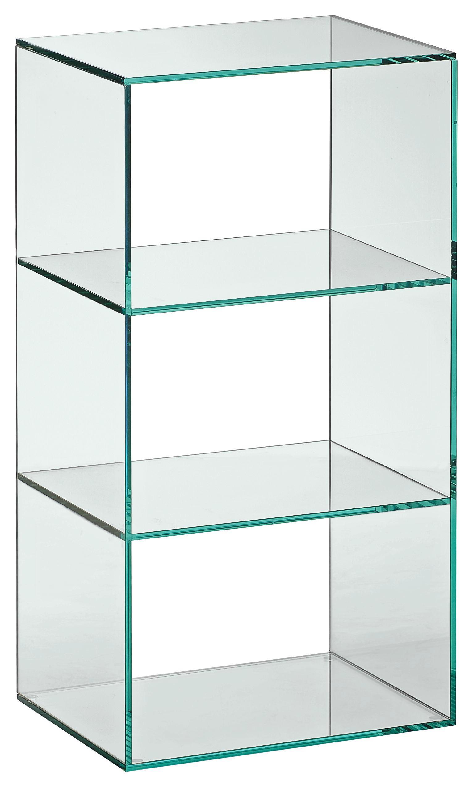 Regal mit Fächern aus Glas online entdecken