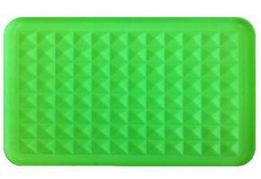 droppskydd för skor - grön, Basics, plast (55/39cm) - Esposa