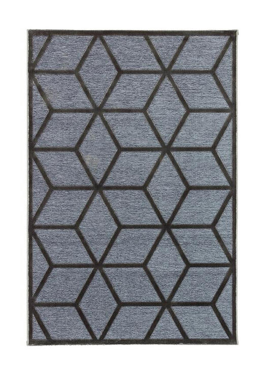 JOOP! GRAPHIC  200/300 cm  Anthrazit - Anthrazit, Basics, Textil (200/300cm) - Joop!
