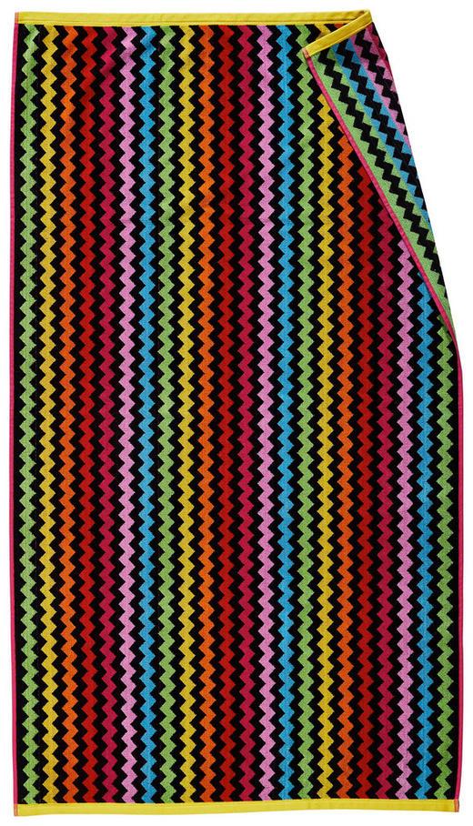 STRANDTUCH 90/165 cm - Multicolor, Design, Textil (90/165cm) - Esposa