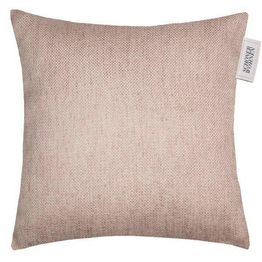 KISSENHÜLLE Rosa 45/45 cm - Rosa, Textil (45/45cm) - Schöner Wohnen