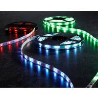 LED-STRIP - Transparent, Design, Kunststoff/Metall (500cm) - Boxxx