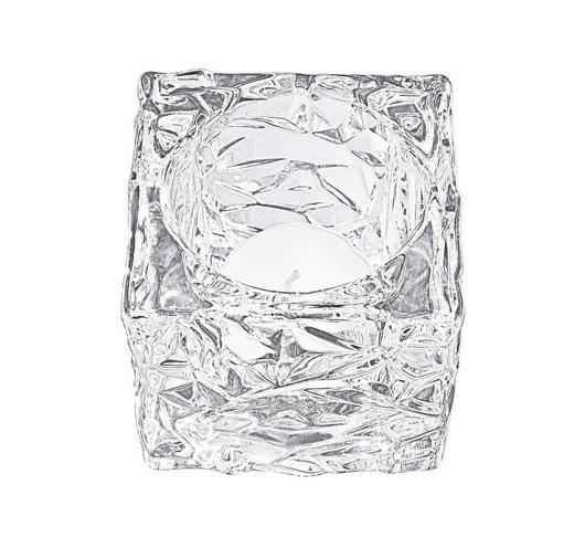 KERZENHALTER - Klar, Basics, Glas (7.0cm) - Nachtmann