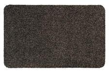 FUßMATTE Taupe  - Taupe, Basics, Kunststoff/Textil (40/60/1cm) - Esposa