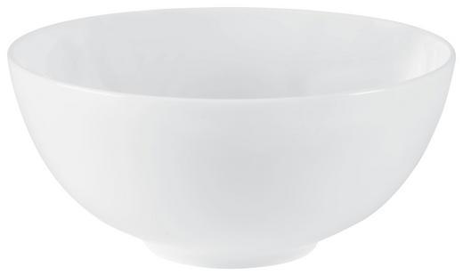 SCHÜSSEL Keramik Porzellan - Weiß, Keramik (21cm) - Seltmann Weiden