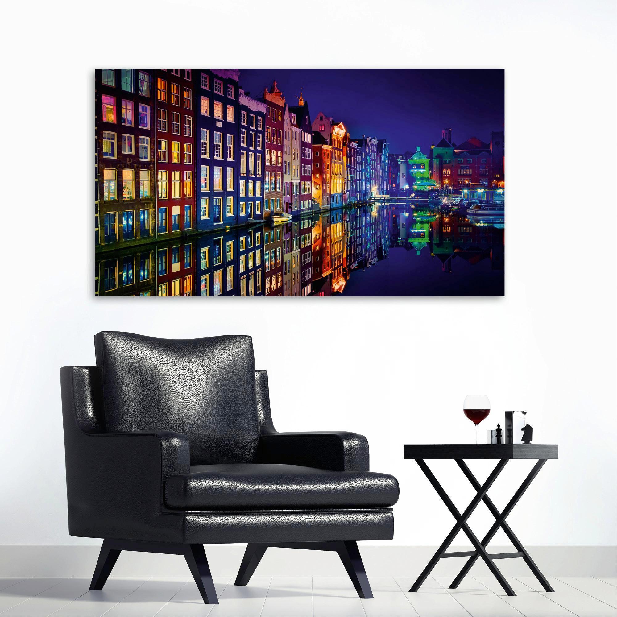 ACRYLGLASBILD - Multicolor, Basics, Glas/Kunststoff (180/100/3,5cm) - EUROGRAPHICS